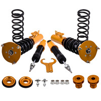 Racing CoilOvers Kits for Volvo 850 92 93 94 95 96 97 Adj. Damper Shock Absorbers Struts Adjustable Height