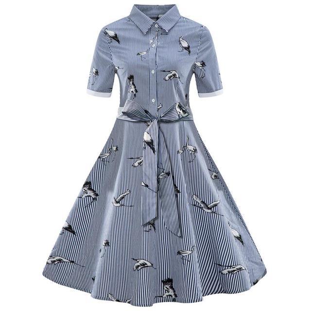 Fun Flowy Dress