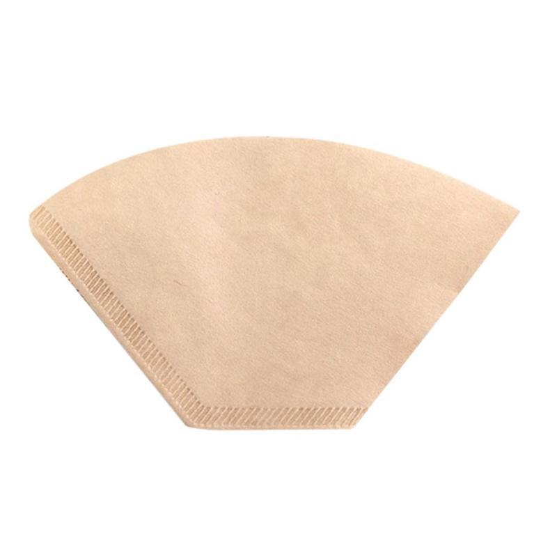 100pcs:  100pcs Hand Drip Coffee Filters Paper Tea Bag Strainer Kitchen Cafe Tools Americano Filter Packs Coffee Filter Paper Coffeeware - Martin's & Co