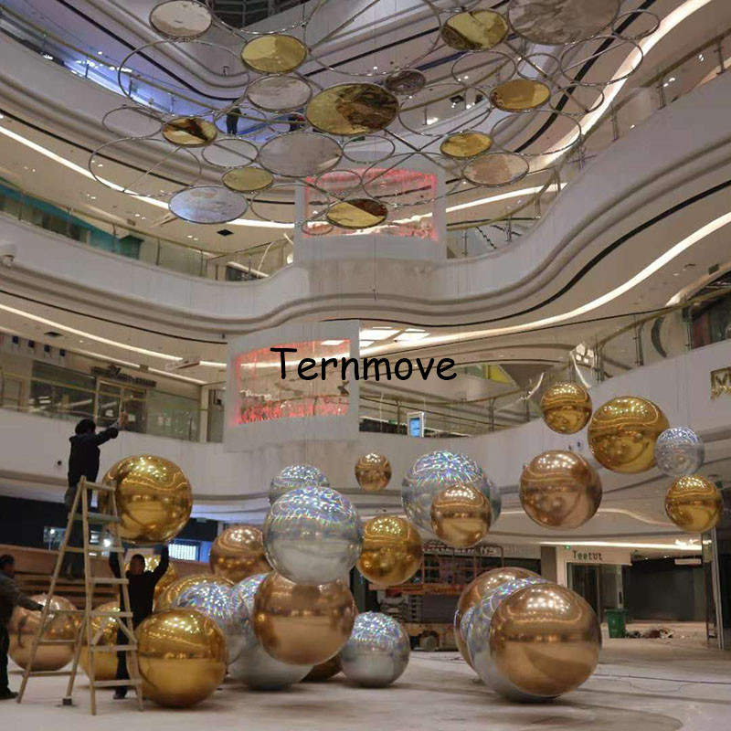 Blue pvc Mirror Ball Inflatable Balloon For fashon Event Party Decoration Mirror Ball/Club Mirror Ball/Stage Inflatable DecorBlue pvc Mirror Ball Inflatable Balloon For fashon Event Party Decoration Mirror Ball/Club Mirror Ball/Stage Inflatable Decor