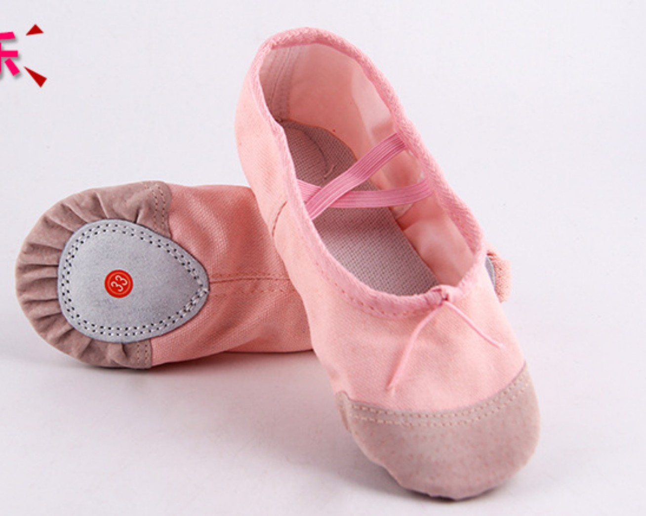 Pudcoco New Brand New Baby Pink Ballet Dance Toe shoes Professional Satin Pointe Shoes