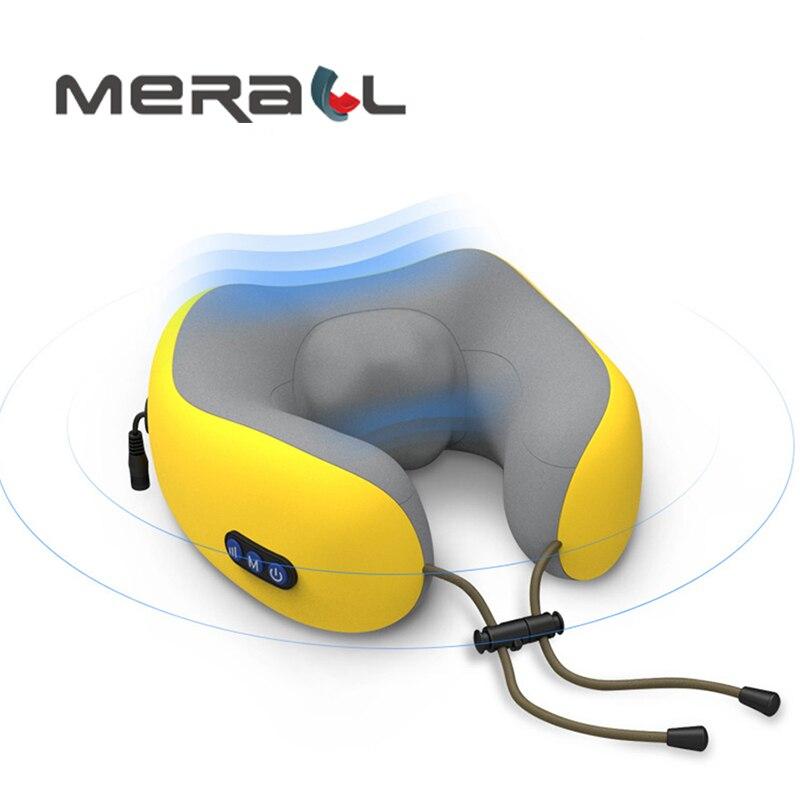 Электрический массажер для шеи Ventouse антицеллюлитный стимулятор мышц шейный позвонок импульсный массаж физиотерапевтическое устройство