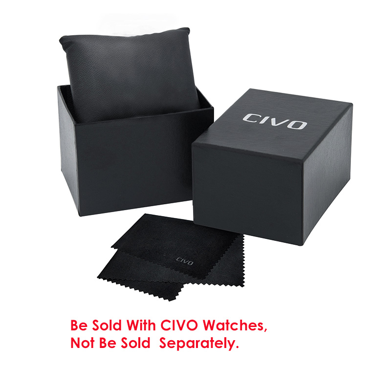 CIVO PAPER GIFT ORIGINAL WATCH BOX