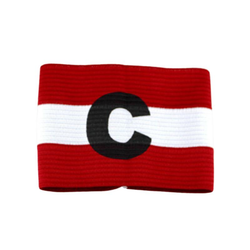 1 Pcs Arm Band Leader Competition Football Captain Armband Soccer Captain Armband Group Armband Bands Fluorescent Captain