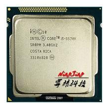 Intel Core i5 3570K i5 3570K 3.4 GHz Quad Core מעבד מעבד 6M 77W LGA 1155