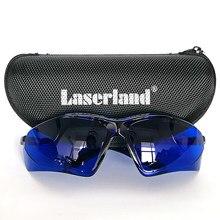 67b289deeeb4d8 EP-11-7 UV Rode Laser Beschermende Glazen Goggles Brillen 190nm-400nm 580nm