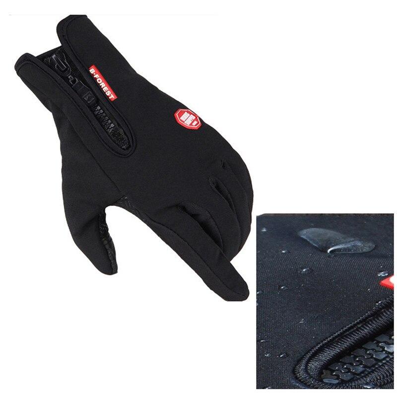 Men Women Winter Warm Windproof Waterproof Thermal Touch Screen Gloves Mittens Women's Accessories