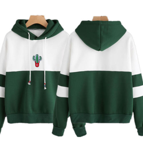 Long Sleeve Pullover Hooded   5