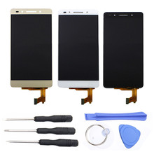 For Huawei Honor 7 LCD Display Touch Screen Digitizer Assembly Tools For Huawei Honor 7 Touch Screen digitizer panel Replacement(China)