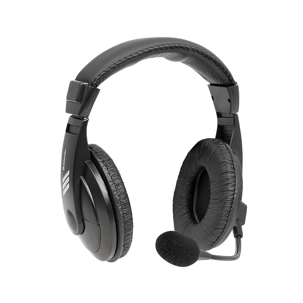 Earphones & Headphones DEFENDER Gryphon 750U USB Consumer Electronics Portable Audio & Video headphones jabra consumer rox black wireless