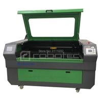 Verbesserte 80 watt 100 W 130 watt 150 watt CO2 CNC stoff laser schneiden maschinen  CO2 stickerei patch laser cutter Holzfräsemaschinen    -