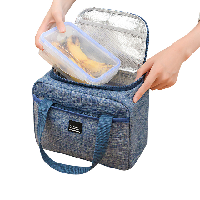 Convenient Lightweight Thermal Insulation Waterproof Lunch Bag