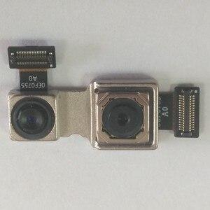 Image 5 - Azqqlbw para xiaomi redmi nota 6 pro voltar traseira módulo da câmera principal cabo flexível para xiaomi redmi nota 6 pro peças de reparo da câmera traseira
