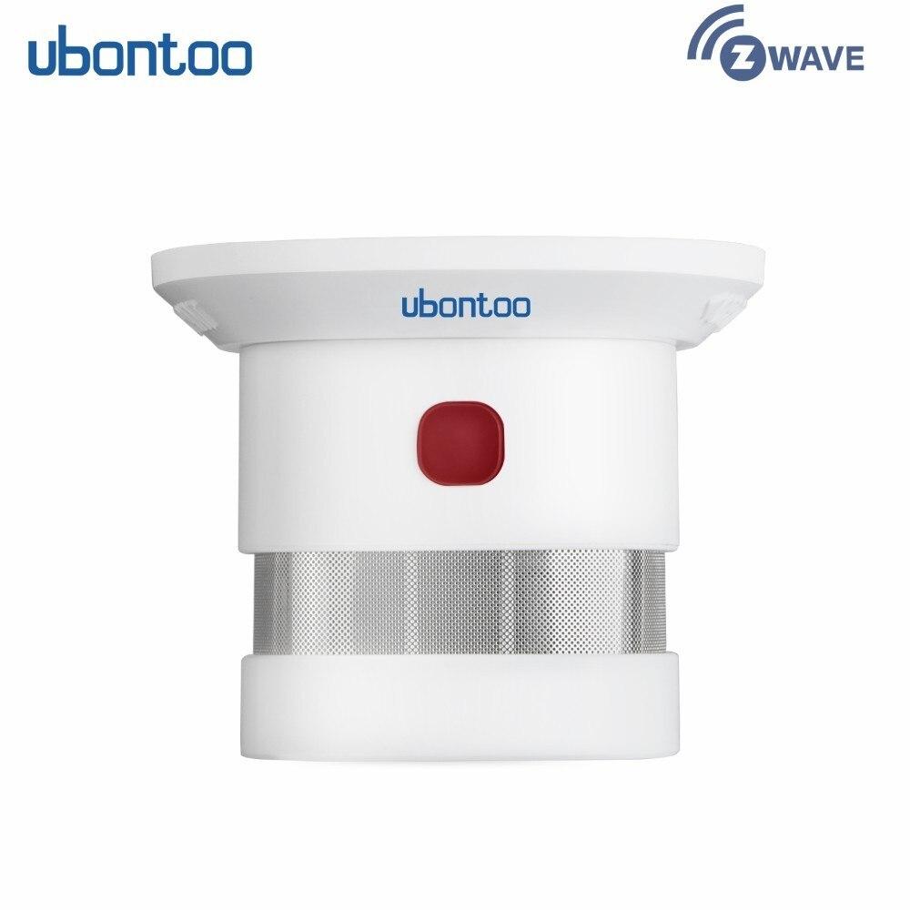 Zwave 868.42 MHz détecteur de fumée sans fil détecteur d'alarme incendie sirène haute sensibilité 85dB