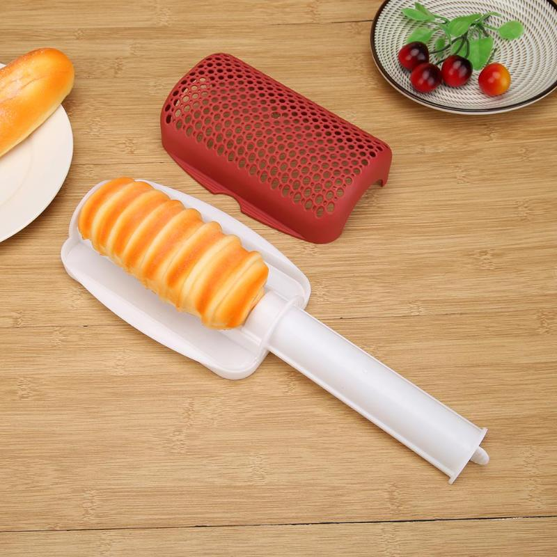 Хот-дог производитель DIY колбаса хлебная форма производитель гамбургеров форма для микроволновой печи Кухонные гаджеты Инструменты