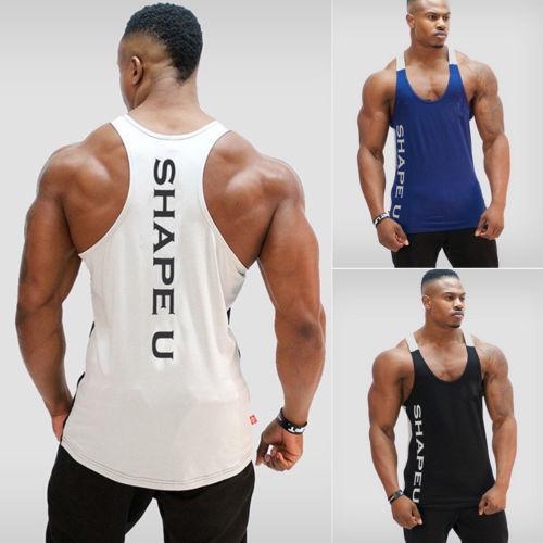 Gym Men Bodybuilding Tank Top 5
