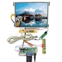 10.4 インチ HT10X21-311 1024 × 768 の ips 液晶画面パネル VS104TP-A1 vga + DVI LCD コントローラボード RT2281