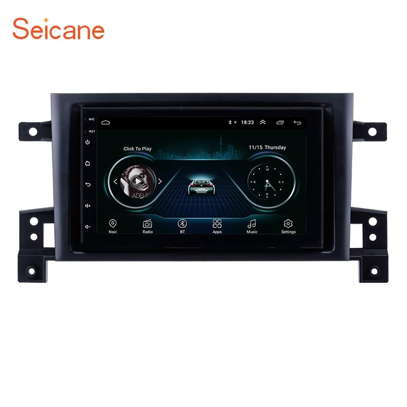 Seicane Android 8 1 7inch Head Unit For SUZUKI GRAND VITARA 2005 2006 2007 2008-2015 Radio Audio Car GPS Multimedia Player 2DIN