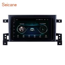 Seicane Android 8.1 7 Head Unit For SUZUKI GRAND VITARA 2005 2006 2007 2008-2015 Radio Audio Car GPS Multimedia Player 2DIN