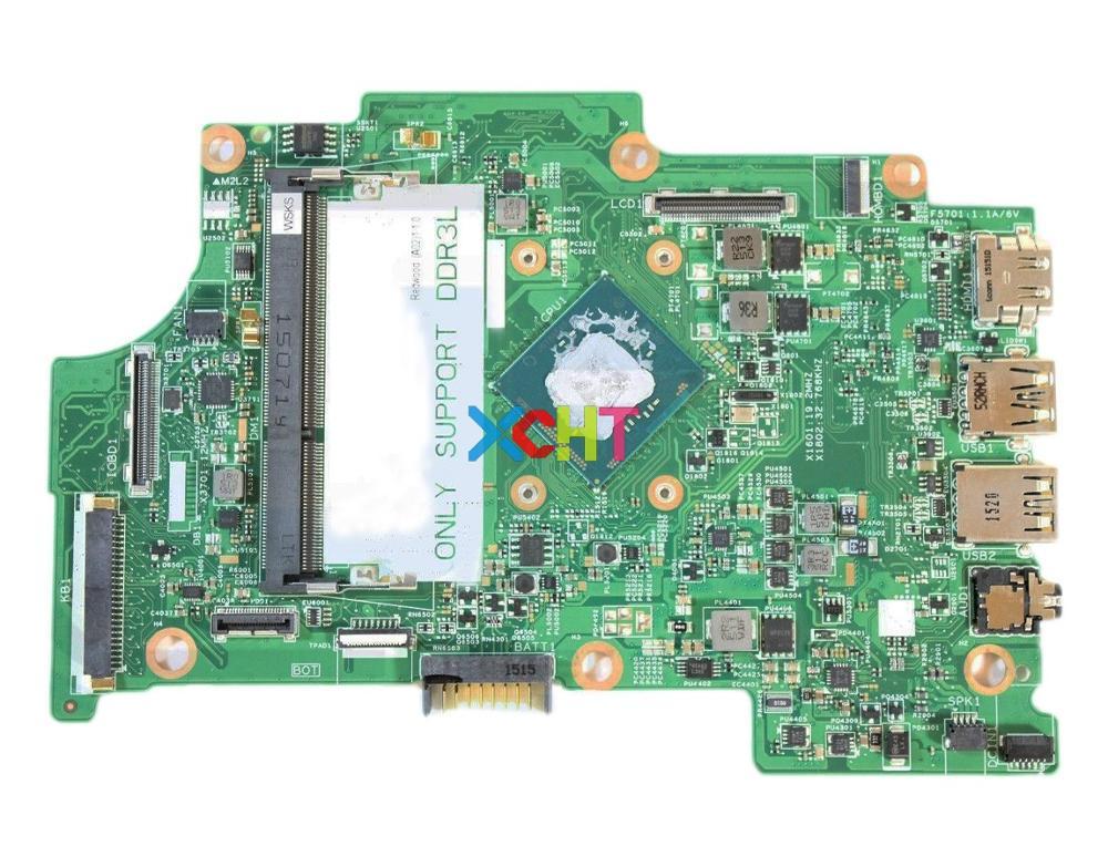 8R7VD 08R7VD CN 08R7VD 14274 1 475W5 W N3050 1.6ghz CPU DDR3L For Dell Inspiron 11 3157 Notebook PC Motherboard Mainboard