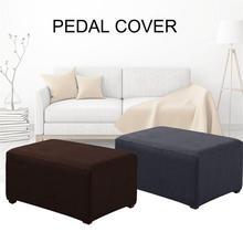 Plaid Polar Fleece Sofa Cover Household Pineapple Lattice Foot Home Fabric
