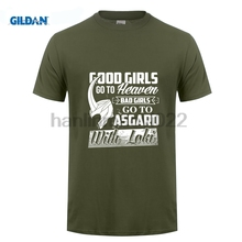 GILDAN Good girls go to heaven bad Asgard with Loki shirthoodietank top