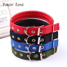 Adjustable Nylon Strap Dog Collar Retractable Polypropylene Puppy Kitten Collars For Small Medium Dogs Cats Leash pets products
