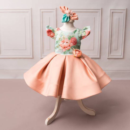 Princess Wedding Party Prom Birthday Dress Tutu Dresses for Baby Girl 0-5Y Support wholesalePrincess Wedding Party Prom Birthday Dress Tutu Dresses for Baby Girl 0-5Y Support wholesale
