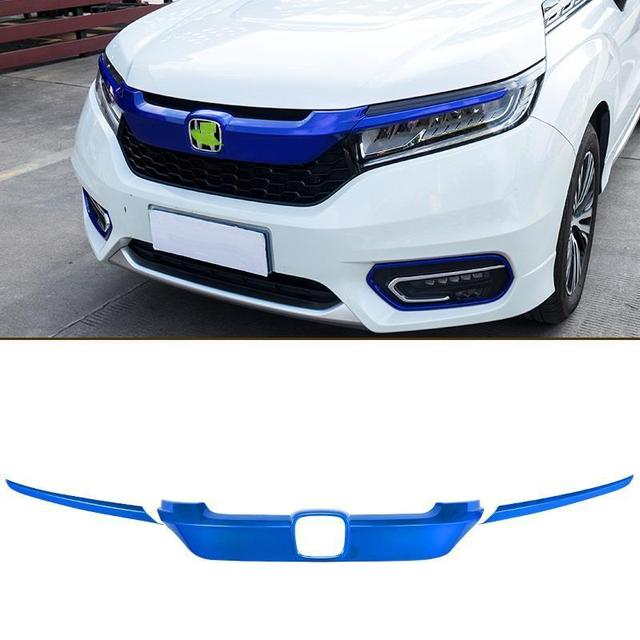 Decorative Foot Pedal Exterior Dashing Sticker Strip Accessory Car Styling Mouldings Parts Covers 17 FOR Honda Avancier