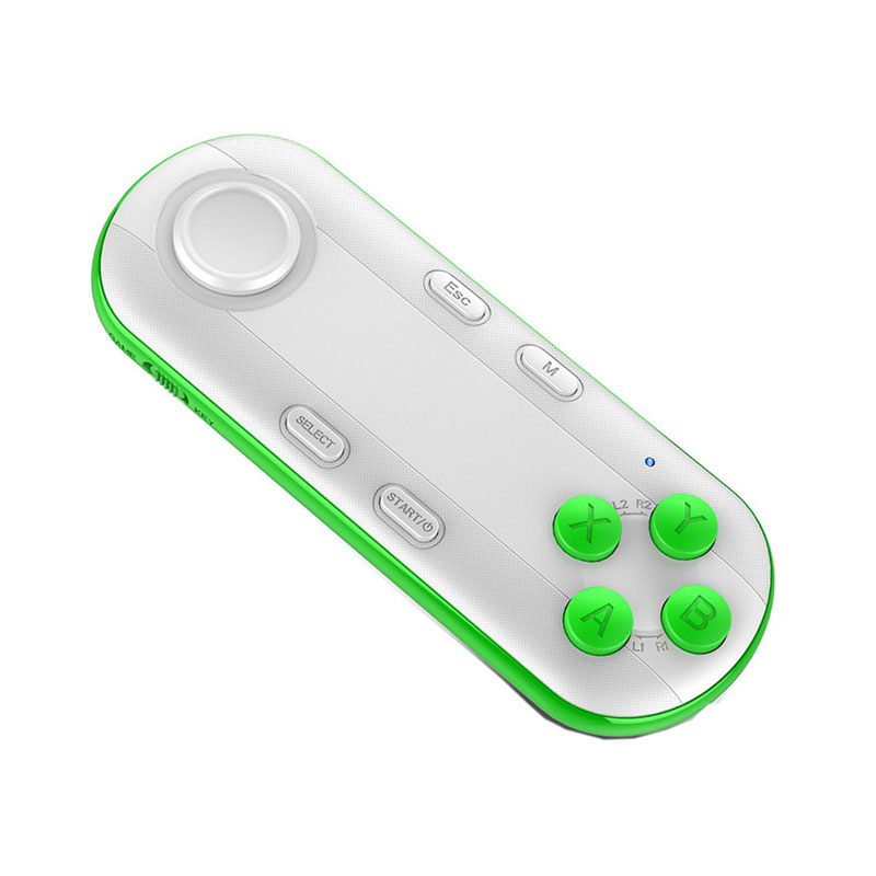 Wireless Bluetooth Gamepad VR Glasses Remote Android IOS Game Controller Joystick for Smartphones Pad PC Self Timer B4-in Gamepads from Consumer Electronics