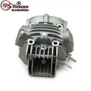 Image 5 - Stoneder 60mm cabeça do cilindro motor assy para zongshen z155 150cc 160cc 1p60ymj mx thumpstar explorador braaap atomic pit bicicleta da sujeira