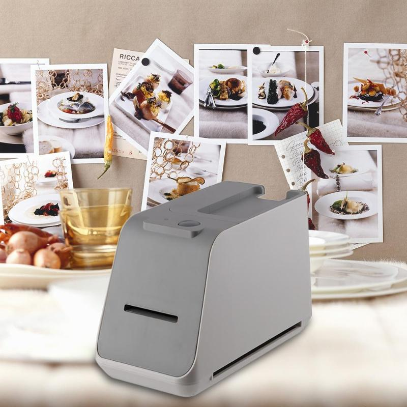 ALLOET Portable Smartphone Photo Scanners Mobile Phone Digital Photo Film Scanner Support For iPhone 4 4S 5 5S Samsung S2 S3 S4