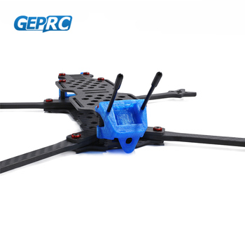 GEPRC GEP-LC7 315mm Wheelbase 6 / 7 Inch 5mm Arm Carbon Fiber Frame Kit 153g for RC Drone FPV Racing Models Part DIY Accessories
