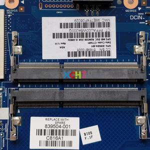 Image 3 - 839504 001 839504 601 ワット i3 5005U CPU 6050A2730001 MB A01 R5/M330 2 グラム hp 240 246 G4 ノート Pc マザーボードマザーボード