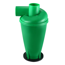 Extractor Industrial Cyclone SN50T3, colector de polvo para carpintería, filtro de aspiradora, Colector de separación de polvo Turbo con brida