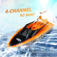 High Speed RC Boat 2.4GHz 4 Channel Racing Submarine Model R