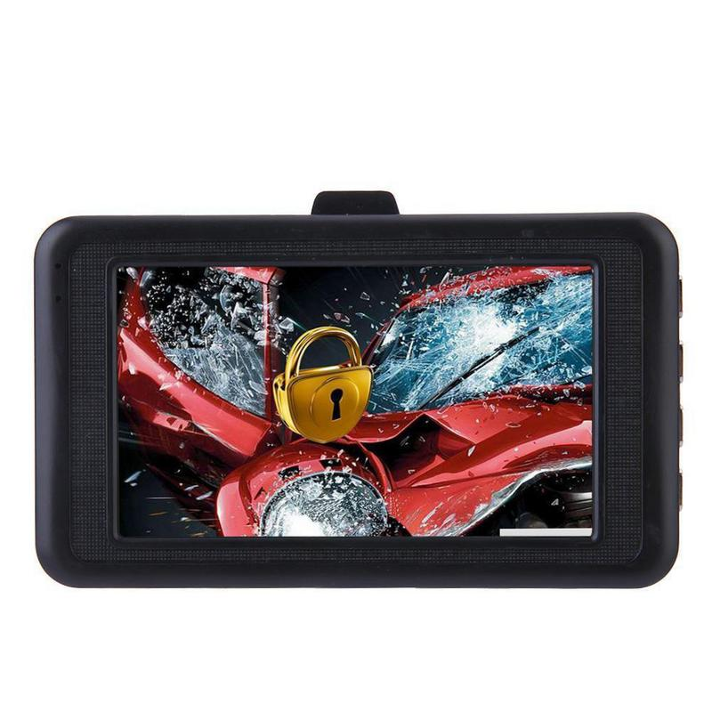 Auto DVR Kamera Full HD 1080P 120 Grad Dashcam Video Registrars Für Autos Kamera Nachtsicht G-Sensor dash Cam