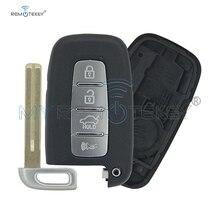 Remtekey 95440 3W000 Smart key case shell 4 button for Kia Sportage Hyundai i30 ix35 Sonata Elantra Santa Fe цена 2017