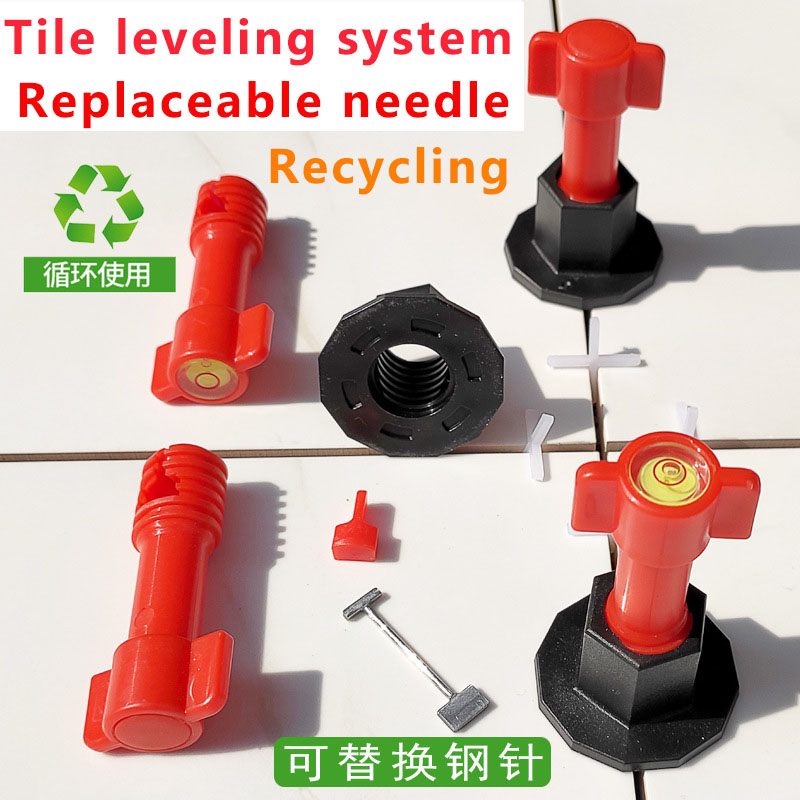 Level Wedges Tile Spacers For Flooring Wall Tile Carrelage Leveling System Leveler Locator Spacers Plier  To Change The Needle