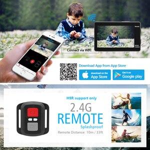 Image 4 - In voorraad! EKEN H9R H9 Ultra HD 4 K Actie Camera 30 m Waterdichte 1080 p Video opname Sport Camera 2.0 screen Helm Cam