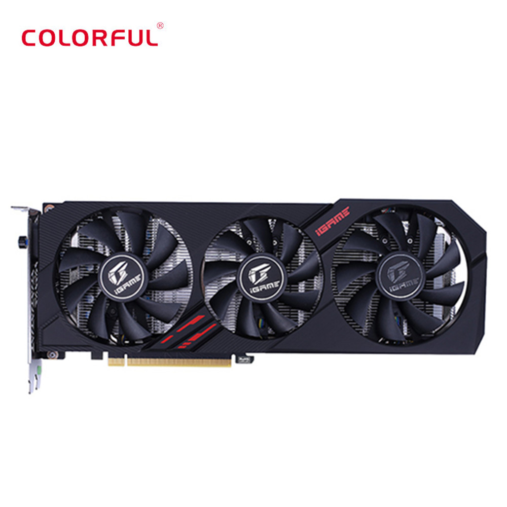 Colorful Graphics-Card 192-Bit Gaming-Video Gtx 1660ti Ultra-Nvidia PC GDDR6 Geforce