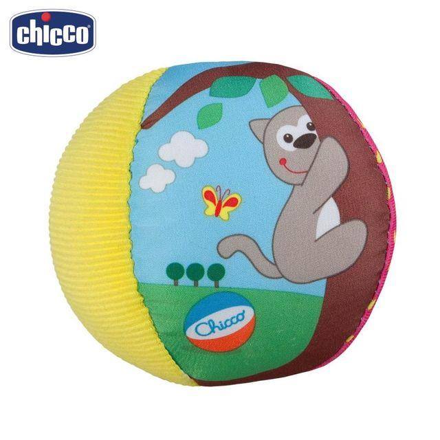 "Игрушка Chicco ""Мягкий мячик"" 6м+"