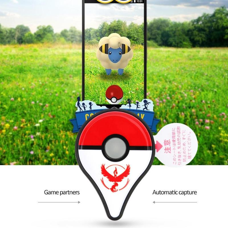 2 pièces Bracelet Bluetooth Bracelet montre jeu accessoire pour nessa Pokemon Go Plus