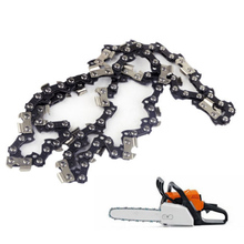 "Metal Chainsaw Saw Chain 12"" 3/8"" .050"" 44DL For STihl MS181 MS190 MS210 For Home Garden chain saw Accessories 2019 Hot"