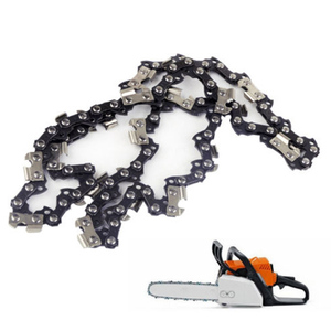"""Image 1 - Metal Chainsaw Saw Chain 12"""" 3/8"""" .050"""" 44DL For STihl MS181 MS190 MS210 For Home Garden chain saw Accessories 2019 Hot"""