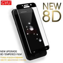 Protective Glass On The For Samsung A5 A7 A3 2017 2016 S7 Tempered Glass For