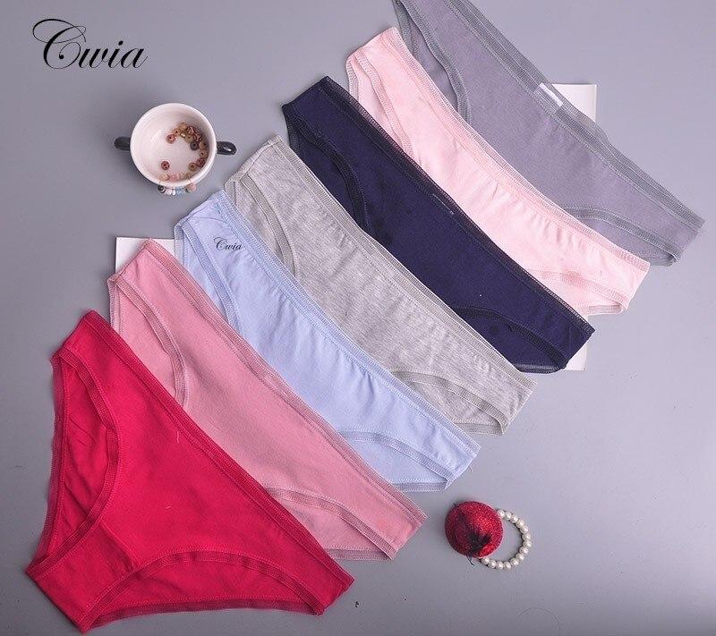 S-XXXL Big Size Women G-string Sexy Cotton Ladies Panties Lingerie Bikini Underwear Pants Thong Intimatewear 3pcs/lot Ac109
