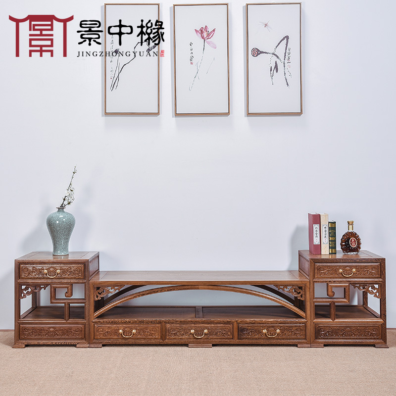 Us 5888 28 Meuble Tv Cabinet Wood Furniture Living Room Set Chinese Modern Home Entertainment Center Muebles De Sala Shabby Chic In