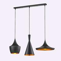 1Set ABC Pendant Lights Loft Lamp Instrument Nordic Hanglamp Restaurant Kitchen living room shop Bar Industrial Lighting
