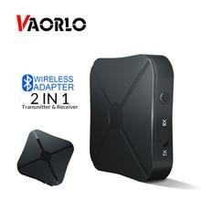 KN319 2 IN 1 Bluetooth Transmitter Receiver 3.5mm Wireless Adapter Bluetooth 4.2